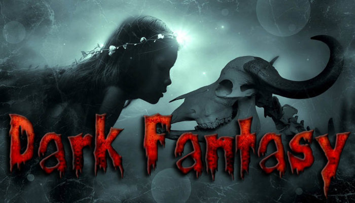 Dark Phantasy Logo