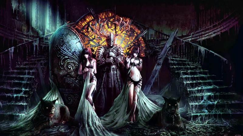 was ist dark fantasy